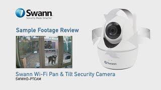 Swann Wi-Fi Pan & Tilt Smart Security Camera
