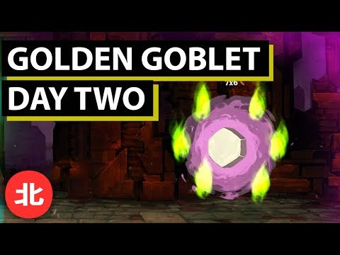 Slay the Spire Golden Goblet - Day Two (Northernlion's Perspective)