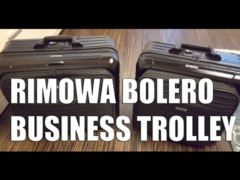 Rimowa Bolero Business Trolley