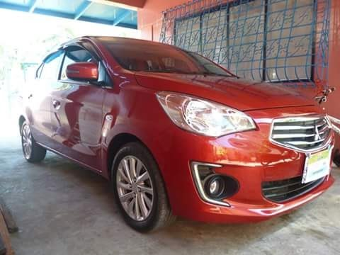 2013 Mitsubishi Mirage G4 (Attrage) GLS Start up(Exhaust and Engine),and In Depth Review