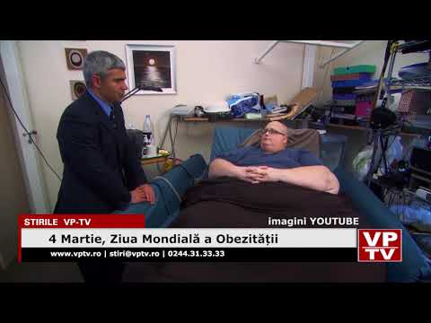 4 Martie, Ziua Mondială a Obezității