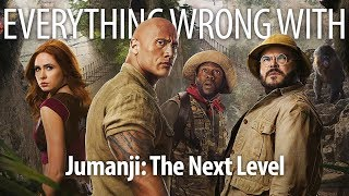Everything Wrong With Jumanji: The Next Level In 16 Minutes Or Less