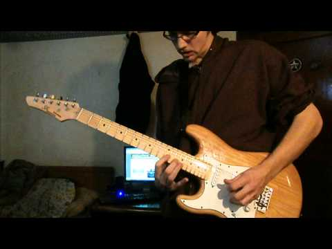 Crying Machine - Steve Vai (Guitar cover)