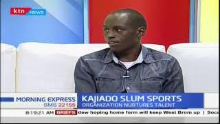 Sports development: Kajiado slum sports