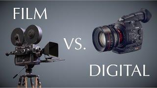 Film VS Digital   Video Essay