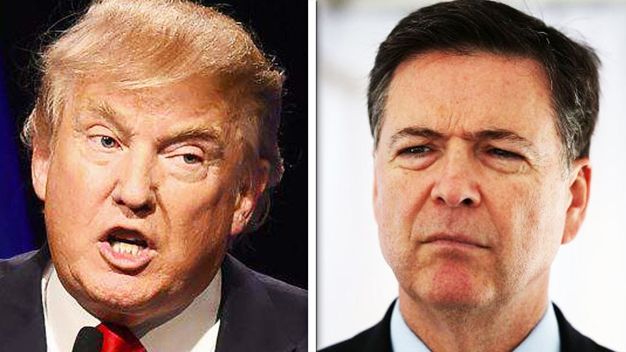 Trump Told Comey He Didn't Meet With Hookers In Russia thumbnail