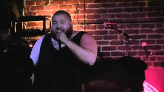 Action Bronson - Ronnie Coleman Live [HD]