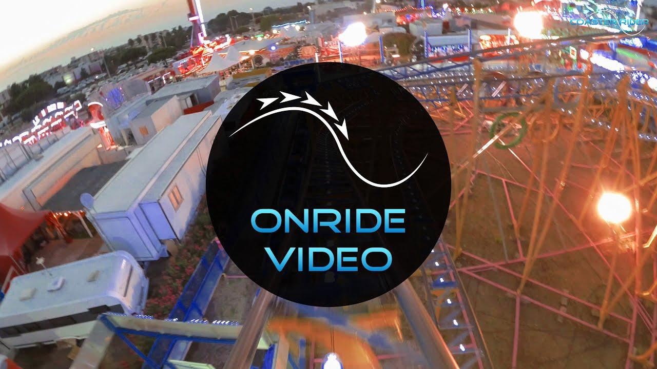 Allez, je vous embarque pour un tour du Jumbo Jet! Installez-vous confortablement et profitez bien de votre tour virtuel grâce à notre vidéo onride dont la caméra est fixée et centrée à l'avant du train. Enjoy your ride!