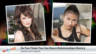 So You Think You Can Dance Relationships History