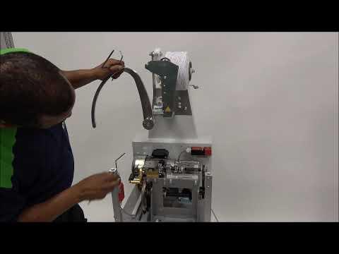 AXRO FQC2: Bindarmens nål går ej tillbaka till startläget