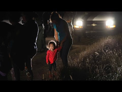 UN calls for an end to 'unconscionable' family separation policy