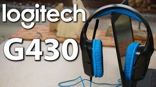 Logitech G430 - Das beliebteste Gaming-Headset für unter 100 Euro im Test [Review]