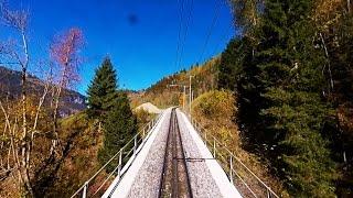 Driver's Eye View – Lauterbrunnen to Kleine Scheidegg (Switzerland)