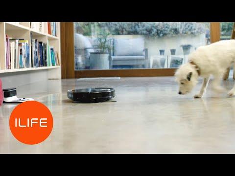 Robottolmuimeja iLife A8