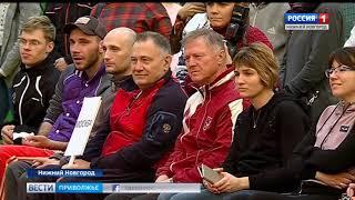 Чемпионат России по теннису на колясках 2018