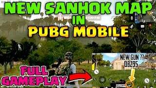 New PUBG MOBILE Sanhok Map Update 0.8.1 with gameplay || Check out !!