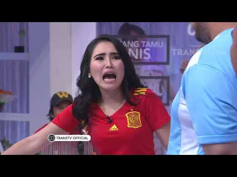 BROWNIS - Ruben Dan Igun Belajar Jadi Komentator Sepak Bola (6/3/18) Part 1