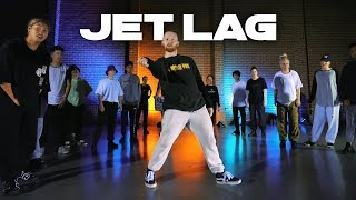 A$AP FERG   Jet Lag | JACOB YARR CHOREOGRAPHY