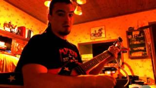 Evergrey - Rulers of the Mind cover by Luc CHEVOLLEAU
