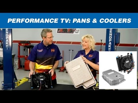 Performance TV: B&M SuperCooler and Deep Trans Pan