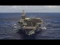 JAV atsitraukia: karo laivų grupė tolsta nuo Šiaurės Korėjos