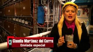 Especiales Noticias - El gran colisionador de hadrones. México, aportaciones a la ciencia