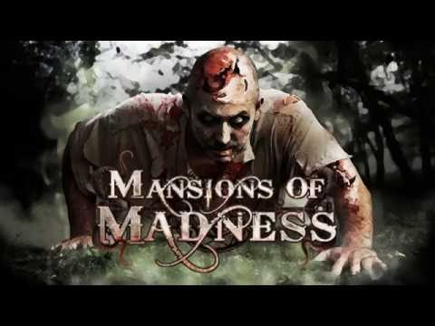 Enhancing Mansions of Madness 1st Edition boardgame - Zombie Edition