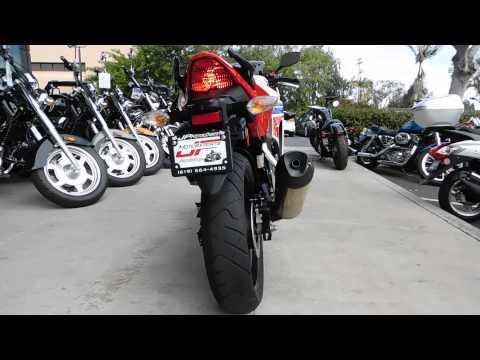 2015 Honda CBR®300RLF in Chula Vista, California