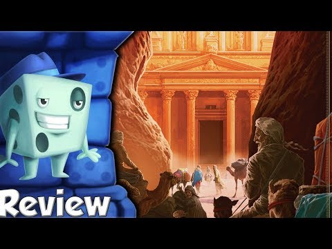 Passing Through Petra Review - with Tom Vasel