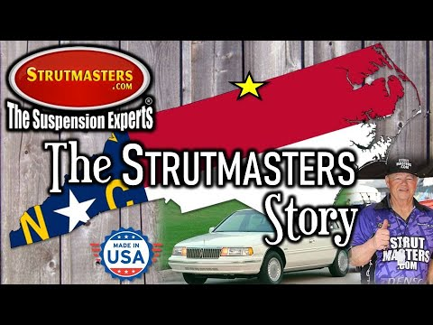 The Strutmasters Story