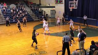 NM 50 vs Haralson Co. 49      01/12/2018