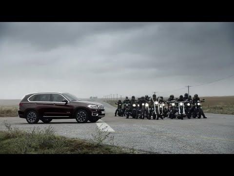 Bmw X5 F15 Паркетник класса J - рекламное видео 2