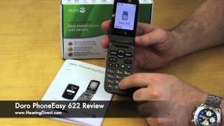 Doro PhoneEasy 622 Review