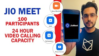 Jio Meet | INDIAN Video Conferencing App | Jio Meet better than ZOOM? | Check It Out | Tech Tak - Download this Video in MP3, M4A, WEBM, MP4, 3GP