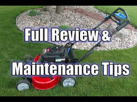 Toro 30″ TimeMaster 223cc Personal Pace Lawn Mower Review – 21199