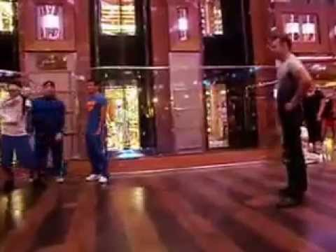 Break Dance Crew Gets A Surprise By Old School Bboy Picked From The Crowd Mp3