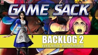 Backlog 2: Electric Boogaloo - Game Sack
