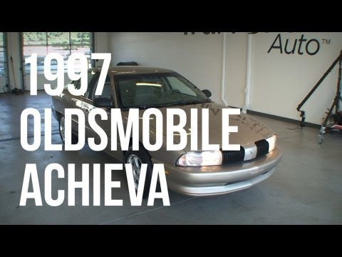 1997 Oldsmobile Achieva - Clean CARFAX - Premium Wheels - TruWorth Auto
