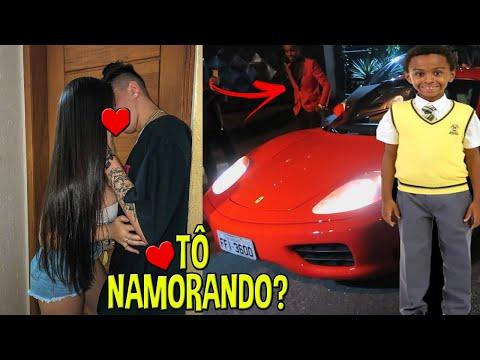 CIRILO DE FERRARI NO ROLÊ & TÔ NAMORANDO?!
