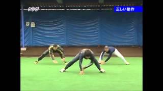 【股関節の硬さ解消に】股関節のクラゲトレーニング