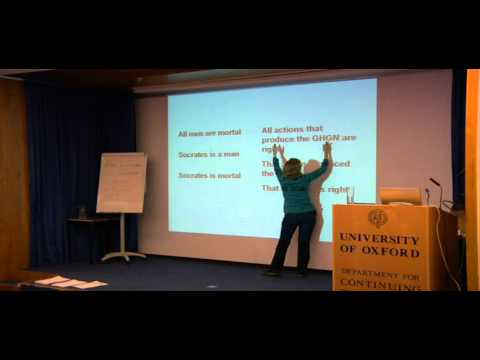 University of Oxford Online Lectures and Courses - Academic