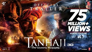 Tanhaji: The Unsung Warrior Trailer