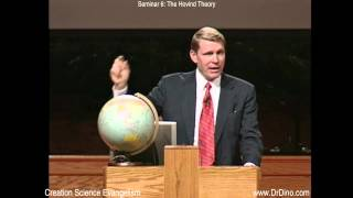 The Kent Hovind Creation Seminar (6 of 7): The Hovind Theory