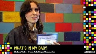 Chelsea Wolfe   What's In My Bag?