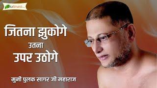 Muni Pulak Sagar Ji Maharaj | Pravachan | Part 61