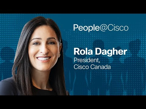 People@Cisco: Rola Dagher