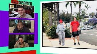 John Cena Visits Nikki Bella Trying to Win Her Back | TMZ Sports - Video Youtube