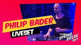 Philip Bader - Live @ Sputnik Spring Break 2017
