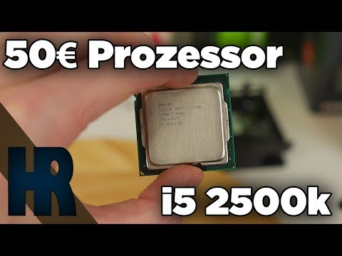 50€ Gaming Prozessor! - i5 2500k Test Review in 2017! PUBG Ghost Recon GTA V Battlefield 1