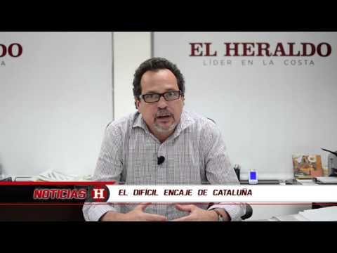 Nota editorial: Difícil encaje de Cataluña | El Heraldo